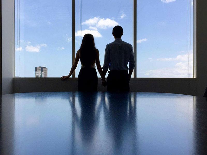 Relazioni amorose nel posto di lavoro: meglio fare attenzione.